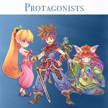 Protagonists