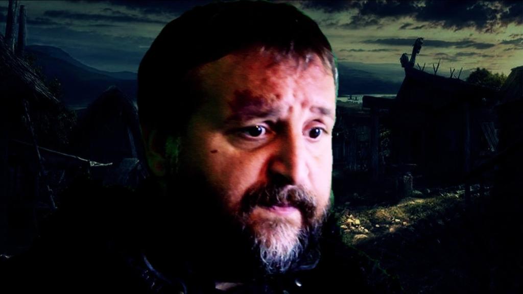 Dimitrios Paximadas as Jema in the Series of Mana
