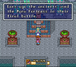 Randi learns about his upcoming quest from Luka
