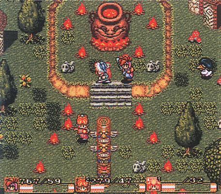 Prerelease version of the goblin village
