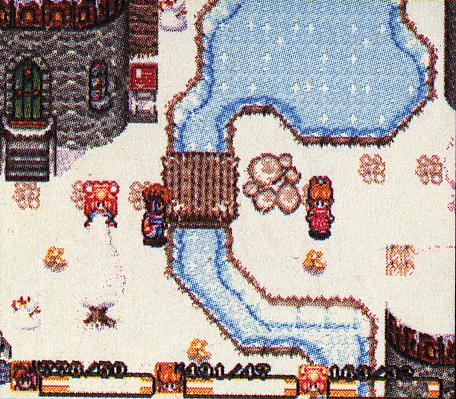 A prerelease shot of Todo Village